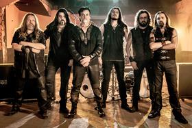 Bild: ARMORED DAWN - Viking Zombie-Tour 2019