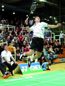 Bild: Badminton-Länderspiel Deutschland - Niederlande - Europas Badmintonelite hautnah erleben