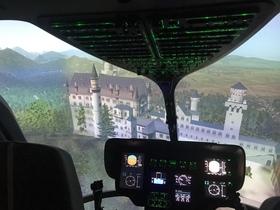 EC-135 Eurocopter 30min