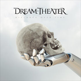 DREAM THEATER - The Distance over Time Tour - Celebrating 20 Years of Scenes from a Memory