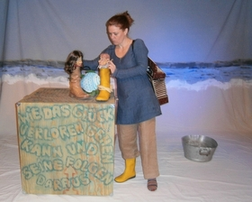 Bild: Puppenspiel - Vom Fischer und seiner Frau
