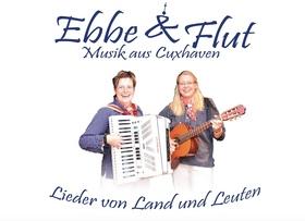 Bild: Norddeutsche Nacht mit Ebbe & Flut