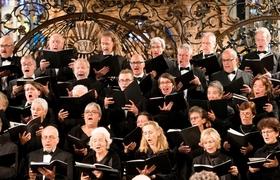 Bild: Geistliches Chorkonzert