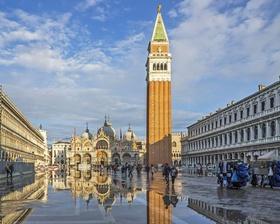 Bild: Venedig - Traumstadt im Meer