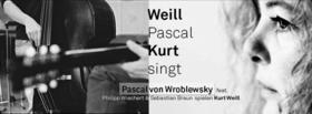 Bild: Weill Pascal Kurt singt - Werke von Kurt Weill und Bert Brecht
