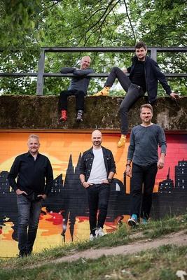 Bild: Alte Bekannte - Bunte-Socken-Tour 2021