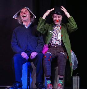 """Bild: Demenz-Kampagne Baden-Baden - """"Vergessene Wahrheit"""" Ein Theaterstück von Karlo Müller"""
