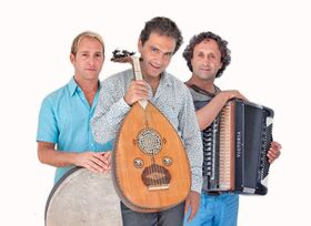 Bild: Rabih Abou-Khalil Trio