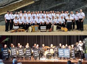 Bild: Sonntagskonzert - Seemannslieder treffen Big-Band-Sound