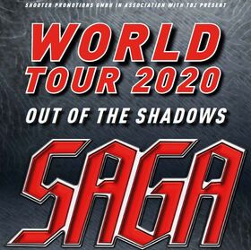 SAGA - World Tour 2020
