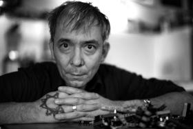 """René Marik - """"Wie einmal ein Bagger auf mich fiel"""" - Lesung mit Musik"""