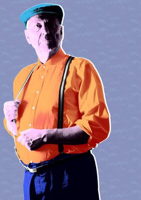 Bild: Gerd Dudenhöffer spielt Heinz Becker - DOD