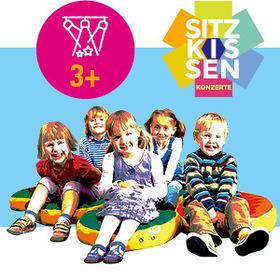 Bild: Sitzkissenkonzert - Neues Angebot für die Kleinsten