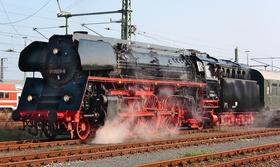 Bild: Schlesiendampf nach Breslau und Oppeln (PL)