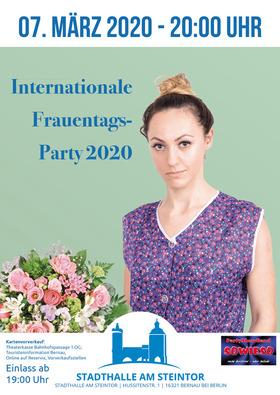 Bild: Frauentags Party