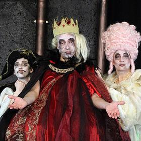 Bild: König Blutwurst I. - Eine bitterbös-saukomische Commedia frei nach Alfred Jarry