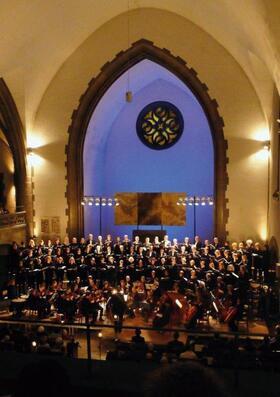 Bild: Händel, Messiah - Weihnachtskonzert
