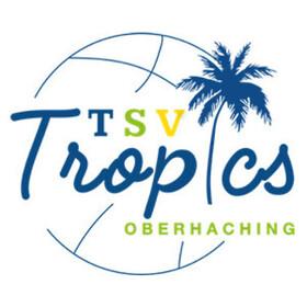 Bild: EBBECKE WHITE WINGS Hanau - TSV Oberhaching Tropics