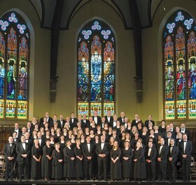 Bild: The Bach Choir of Bethlehem (USA) - Konzert mit Chor, Solisten und Kammermusikensemble