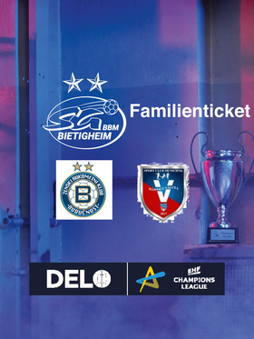 Bild: Familienticket Champions League