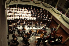 Bild: Weihnachtsoratorium - Neuruppiner A-cappella-Chor