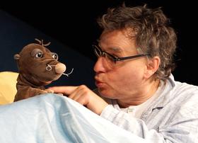 Bild: Hermann und der Maulwurf Wunderbar - Ein Figurentheater für Menschen ab 4 Jahren des Bochumer HalloDu-Theaters
