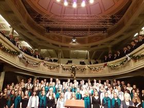 Bild: Advent-Chorgala - Neuruppiner A-cappella-Chor