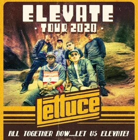 Bild: Lettuce - Elevate - Tour 2020