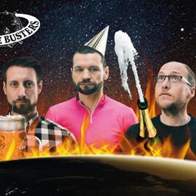 Science Busters! Global Warming Party - Die Show zum Klimawandel!