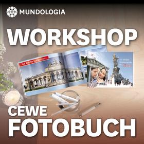 Bild: MUNDOLOGIA-Workshop: Erstellen eines CEWE Fotobuch