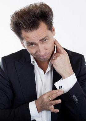 """Bild: Tobias Sudhoff - """"Iss was!?"""" – Die erste Kabarettshow, die man schmecken kann!"""