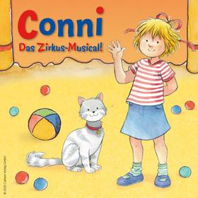 """""""Conni – Das Zirkus-Musical!"""" - Die Mitmach-Musicalproduktion von Cocomico!"""