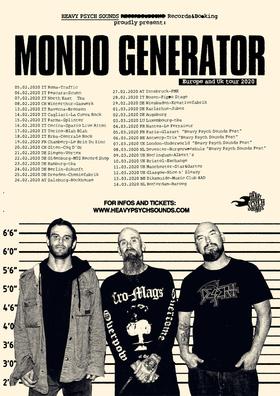 Mondo Generator - Support: Cliffsight