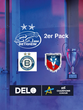 Bild: Champions League 2er Pack