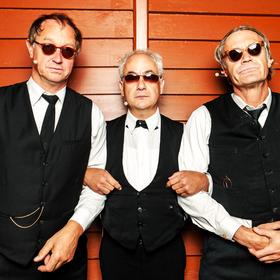 Bild: Zwinger-Trio Dresden - Komikerparade - Tom Pauls, Peter Kube, Jürgen Haase