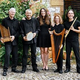Bild: Das Spiel der Nachtigall - musikalische Lesung mit Tanja Kinkel und Capella Antiqua Bambergensis