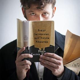 Bild: TRESENLESEN Vll: Leon Amadeus Singer sucht nach den Idealen