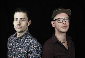 Bild: Duo Bekmulin & Findling - Gewinner des Jazzfrühling-Wettbewerbs 2019