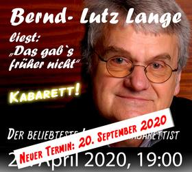Bild: Bernd- Lutz Lange