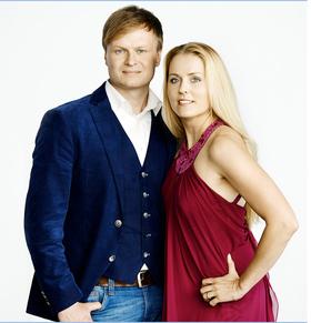 Bild: Oper im Advent - Anna und Andreas präsentieren ihre Herzensstücke
