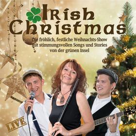 Bild: Irish Christmas - Woodwind & Steel - Die fröhlich, festliche Weihnachts-Show mit stimmungsvollen Songs und Stories von der grünen Insel