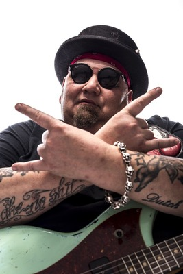 "Popa Chubby - ""More Than 30 Years Of Blues, Rock and Soul"" - European Tour 2020"