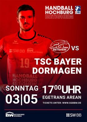 SG BBM Bietigheim vs. TSV Bayer Dormagen