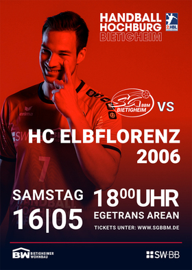 SG BBM Bietigheim vs. HC Elbflorenz 2006