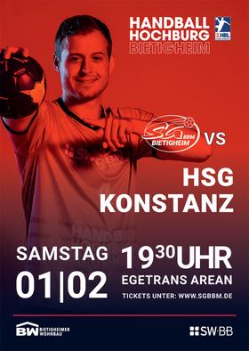 SG BBM Bietigheim vs. HSG Konstanz