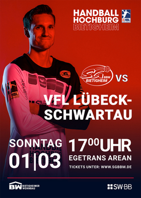 Bild: SG BBM Bietigheim vs. VfL Lübeck-Schwartau