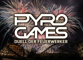 Bild: Pyro Games 2021 - Duell der Feuerwerker