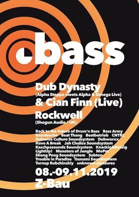 Bild: dotbass 2019 - the art & culture of bass music