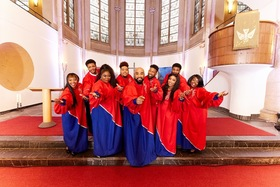 Bild: New York Gospel Stars - Tournee 2019 / 2020