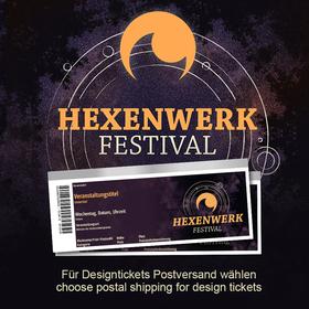 Bild: Hexenwerk Festival 2021 - Wochenende Ticket + Shuttle + Camping